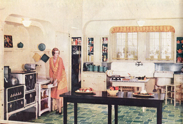 How Kitchens Have Changed Kitchens Over The Years Ream